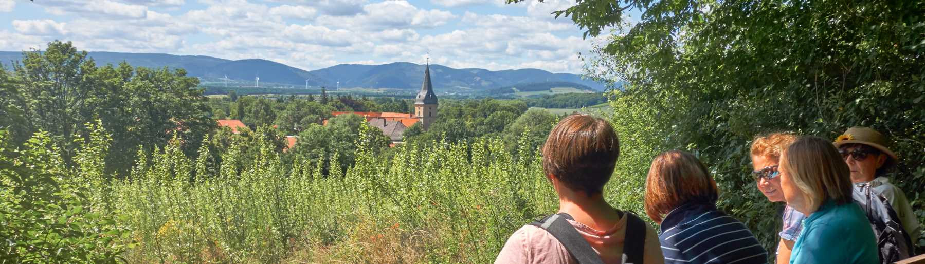 Wandern im Harzvorland
